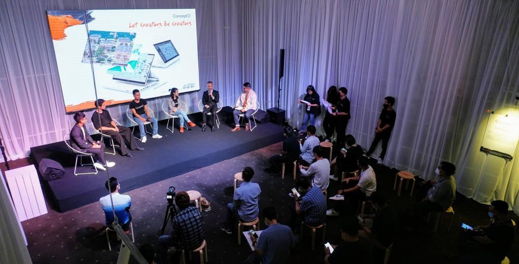 Triển lãm nghệ thuật Sáng tạo nguyên bản: Acer ConceptD sản phẩm dành cho các nhà sáng tạo Việt ra mắt ảnh 2