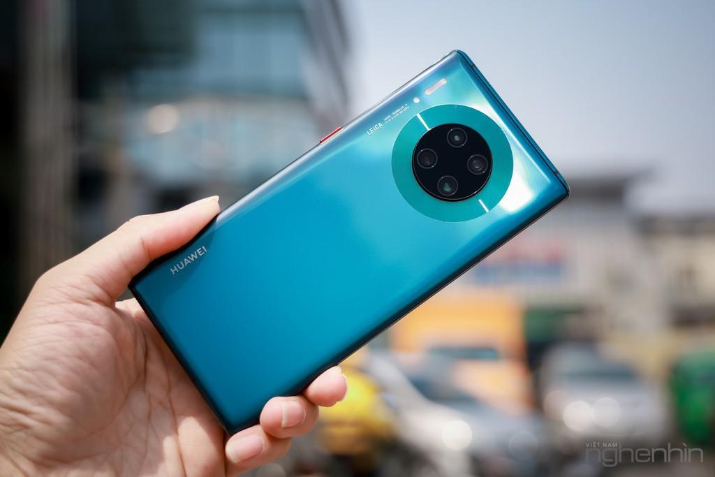 """Huawei Mate 40 series đã có """"giấy thông hành"""" vào châu Âu ảnh 4"""