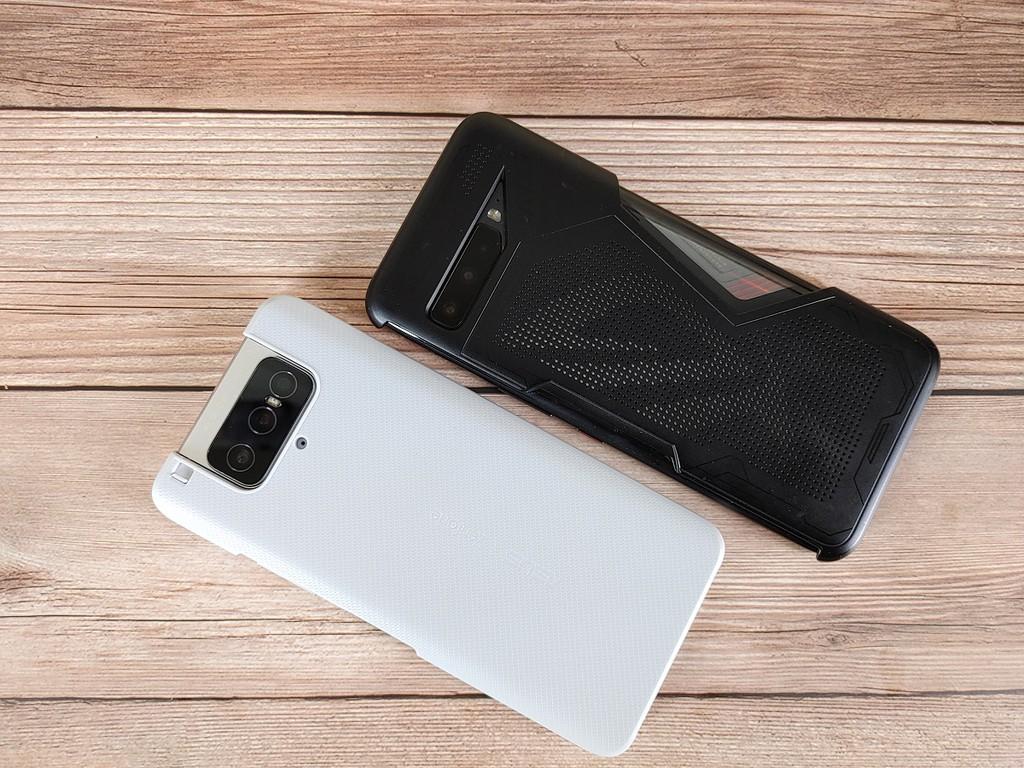 ZenFone 7 và ROG Phone 3 cho phép sạc trực tiếp khi chiến game, khỏi lo chai pin ảnh 1