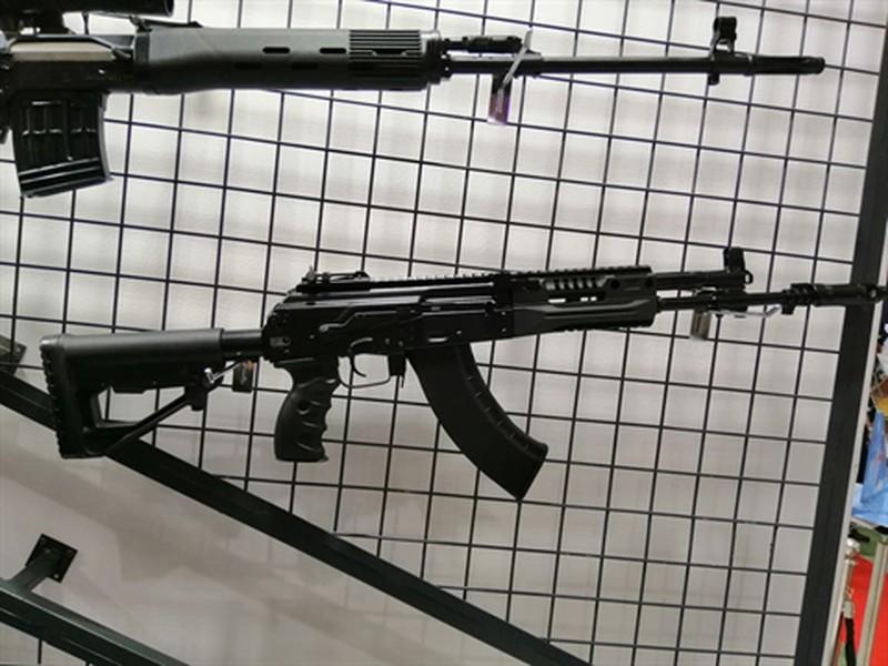 Viet Nam se tu san xuat AK-15 vi ly do nay?
