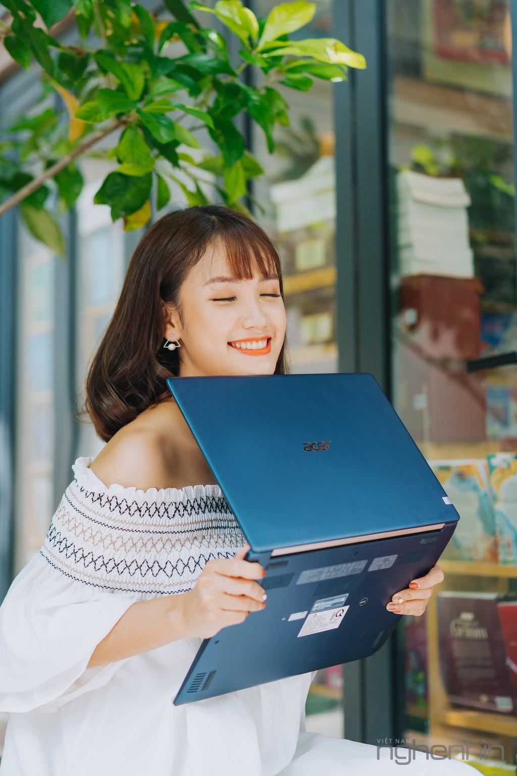 """Có Acer Swift 5 Air Edition, xua tan nỗi lo """"nhà bao việc"""" ảnh 2"""