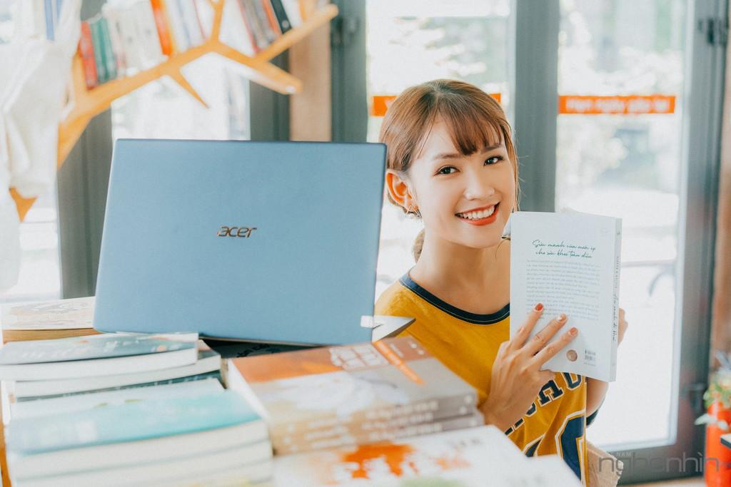 """Có Acer Swift 5 Air Edition, xua tan nỗi lo """"nhà bao việc"""" ảnh 4"""