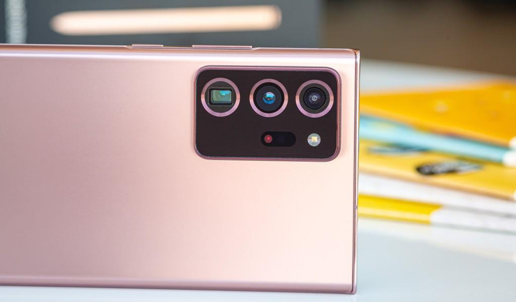 Xếp hạng camera của DxOMark: Galaxy Note20 Ultra 5G xếp vị trí thứ 8 ảnh 1