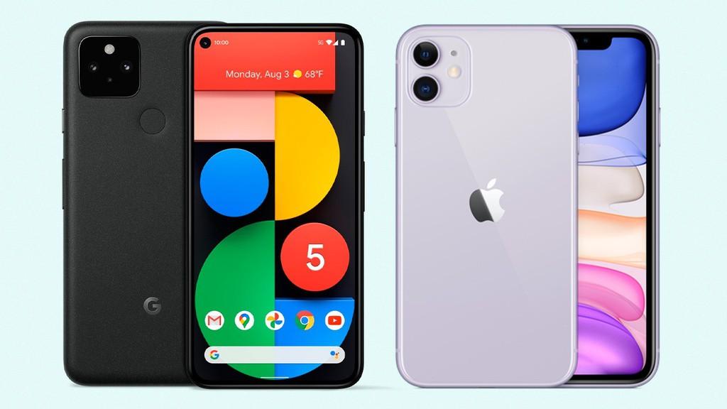 Pixel 5: Smartphone Google chống bụi, chống nước, có loa ẩn dưới màn hình? ảnh 1
