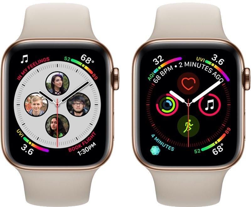 Apple phát hành watchOS 5.1.1 vá lỗi Apple Watch