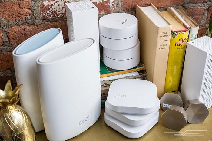 Wi-Fi mesh thường có chi phí trang bị cao hơn bộ mở rộng tín hiệu.