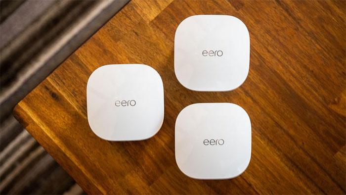 Hệ thống Wi-Fi mesh Eero phiên bản 2019.