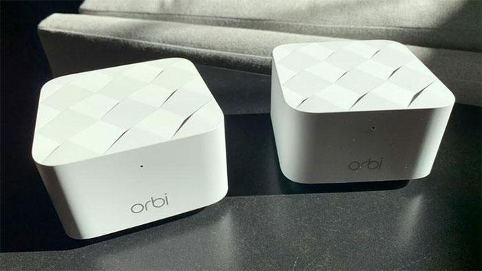 Netgear Orbi phiên bản mới.