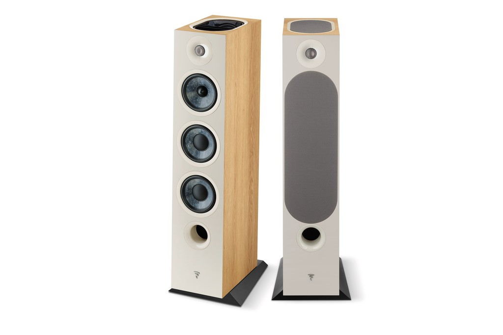 Focal lần đầu tiên giới thiệu loa cột hỗ trợ phát âm 3D Dolby Atmos  ảnh 2