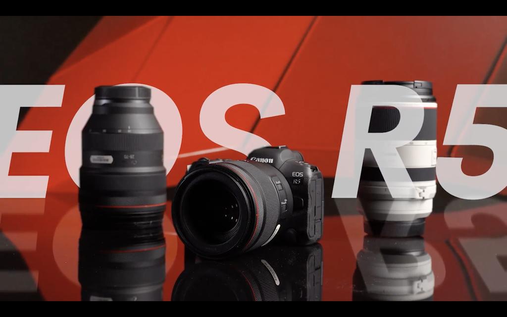 Editors Choice Awards 2020: Máy ảnh không gương lật nổi bật của năm - Canon EOS R5 ảnh 2