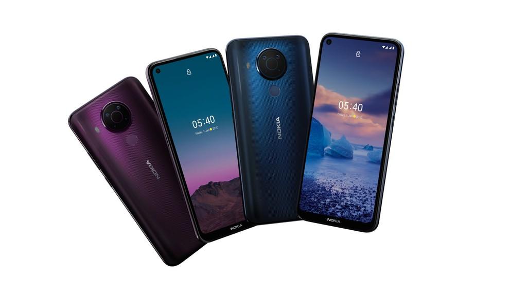 Nokia 5.4 ra mắt: Bắt trọn thế giới muôn màu giá 5 triệu ảnh 1