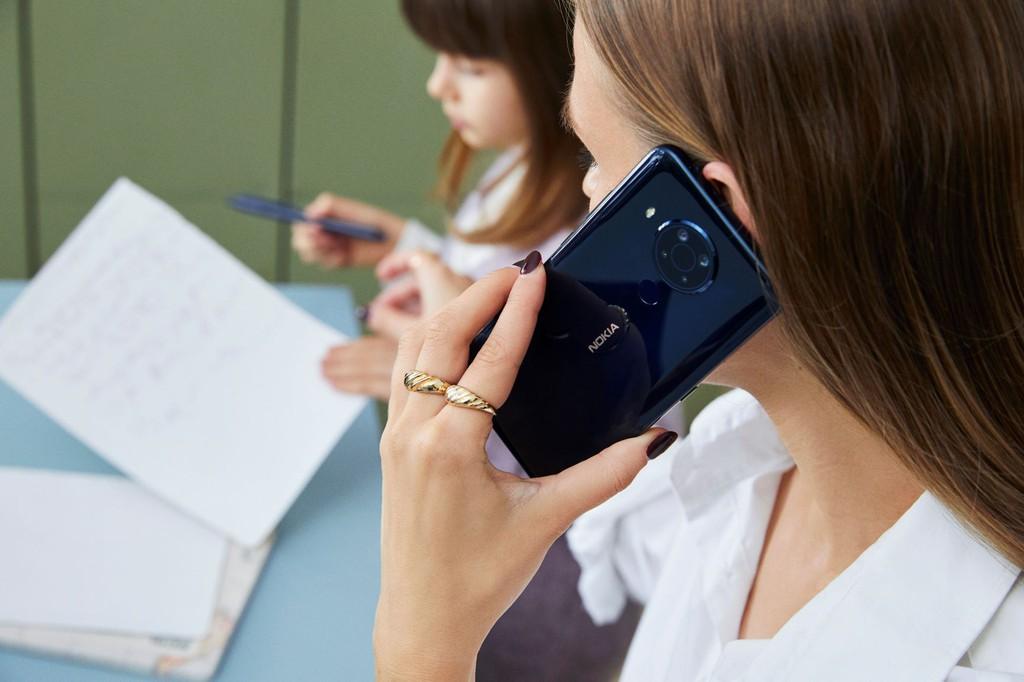 Nokia 5.4 ra mắt: Bắt trọn thế giới muôn màu giá 5 triệu ảnh 2