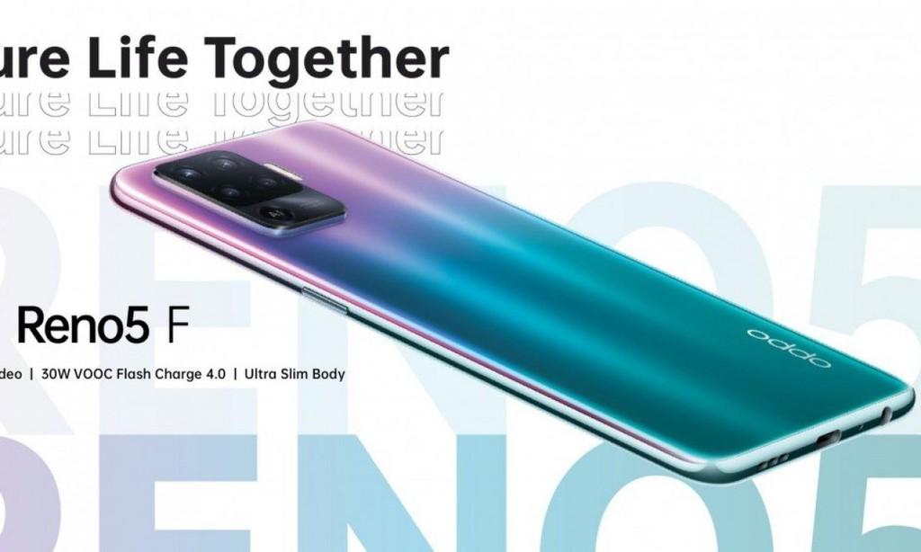 OPPO A94 ra mắt: Helio P95, sạc nhanh 30W, giá 299 USD ảnh 3