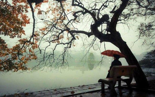 Gió mùa Đông Bắc ở Hà Nội