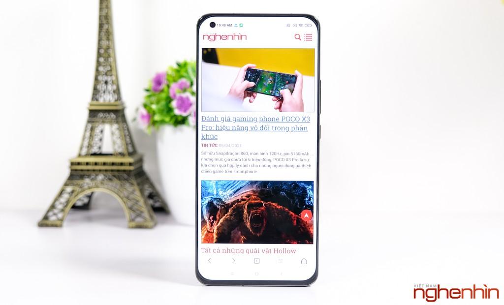 Trên tay Xiaomi Mi 11 Ultra tại Việt Nam: hoàn thiện cao cấp, camera hợp tác cùng cả Leica và Zeiss ảnh 1