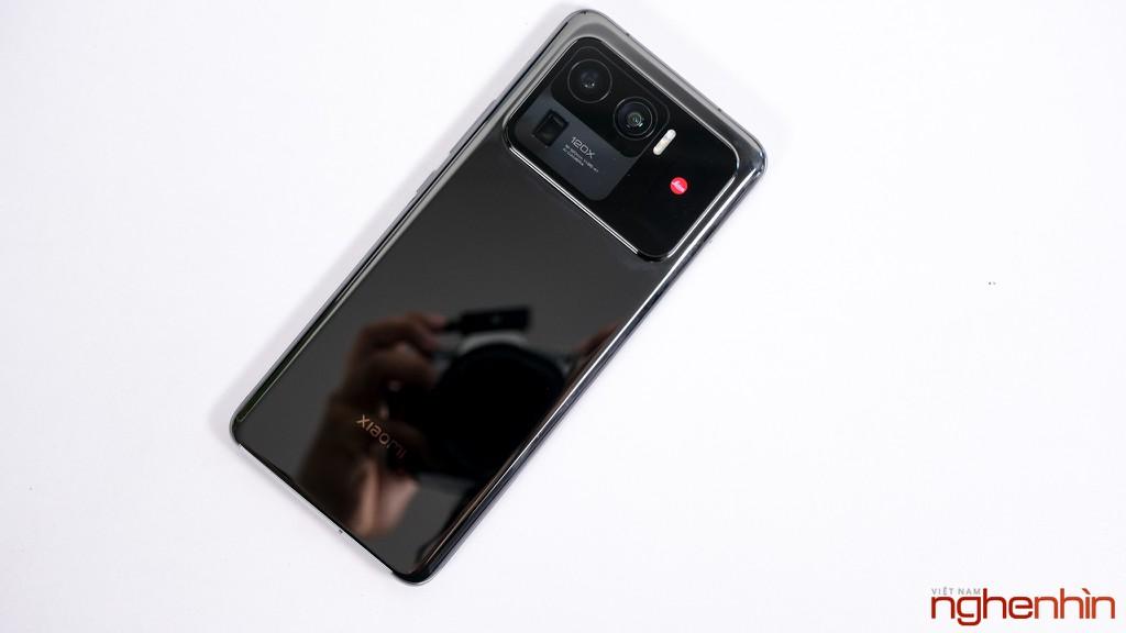 Trên tay Xiaomi Mi 11 Ultra tại Việt Nam: hoàn thiện cao cấp, camera hợp tác cùng cả Leica và Zeiss ảnh 9