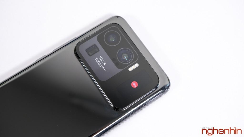 Trên tay Xiaomi Mi 11 Ultra tại Việt Nam: hoàn thiện cao cấp, camera hợp tác cùng cả Leica và Zeiss ảnh 10