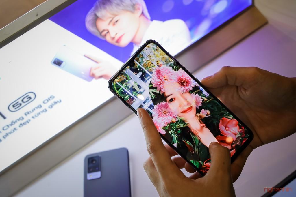 vivo V21 5G ra mắt người dùng Việt giá 10 triệu tặng kèm quà 1,5 triệu ảnh 7