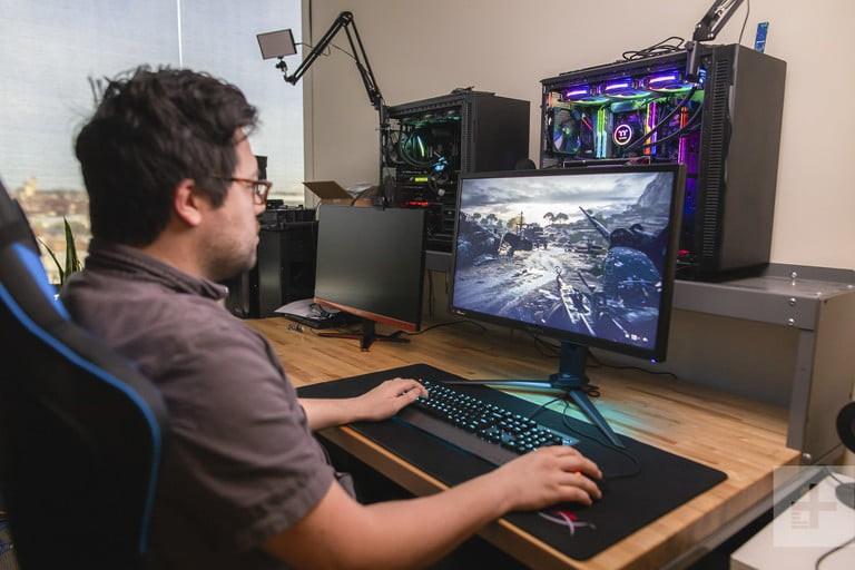 Giám đốc điều hành Acer cho biết LED mini là cuộc cách mạng màn hình tiếp theo ảnh 1