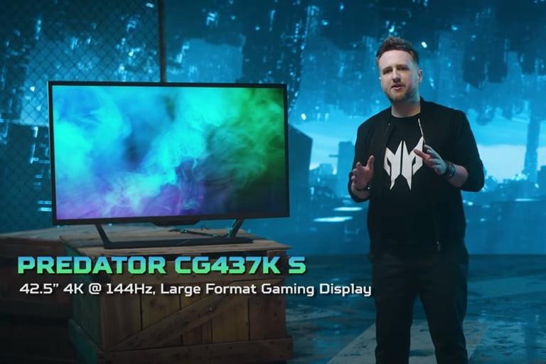 Giám đốc điều hành Acer cho biết LED mini là cuộc cách mạng màn hình tiếp theo ảnh 2