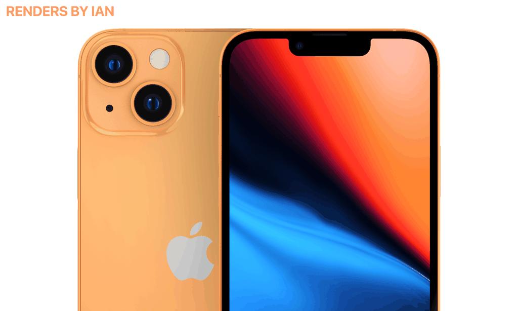 iPhone 13 sẽ có màu cam mới này ảnh 1