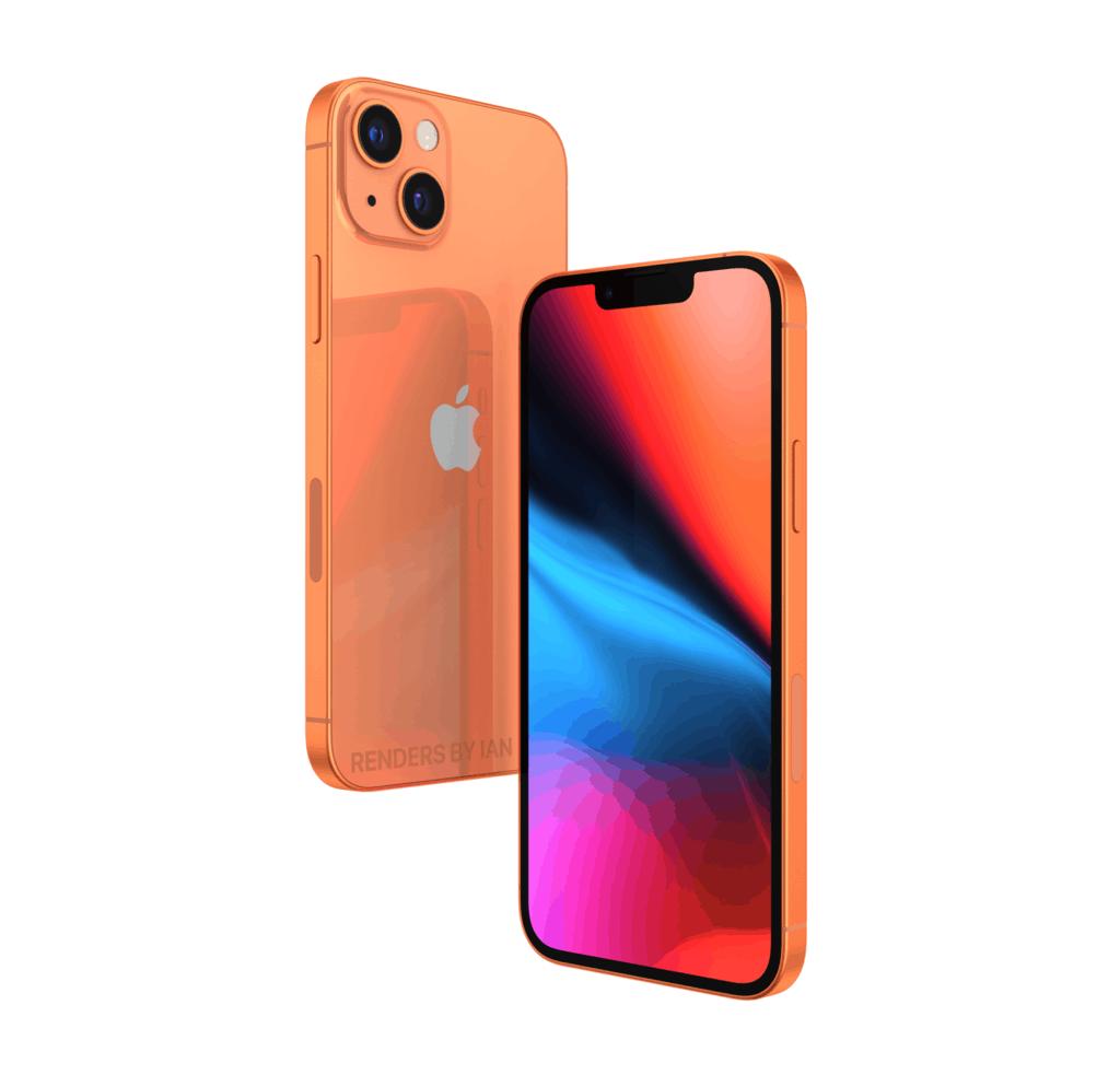 iPhone 13 sẽ có màu cam mới này ảnh 4