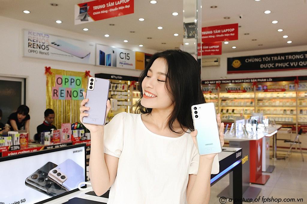 FPT Shop giảm đến 11 triệu đồng và nhân đôi bảo hành cho điện thoại Samsung ảnh 7