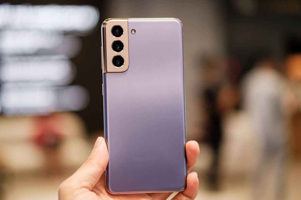 Galaxy S21 phiên bản siêu bảo mật giá 2.650 USD vừa được rao bán ảnh 1