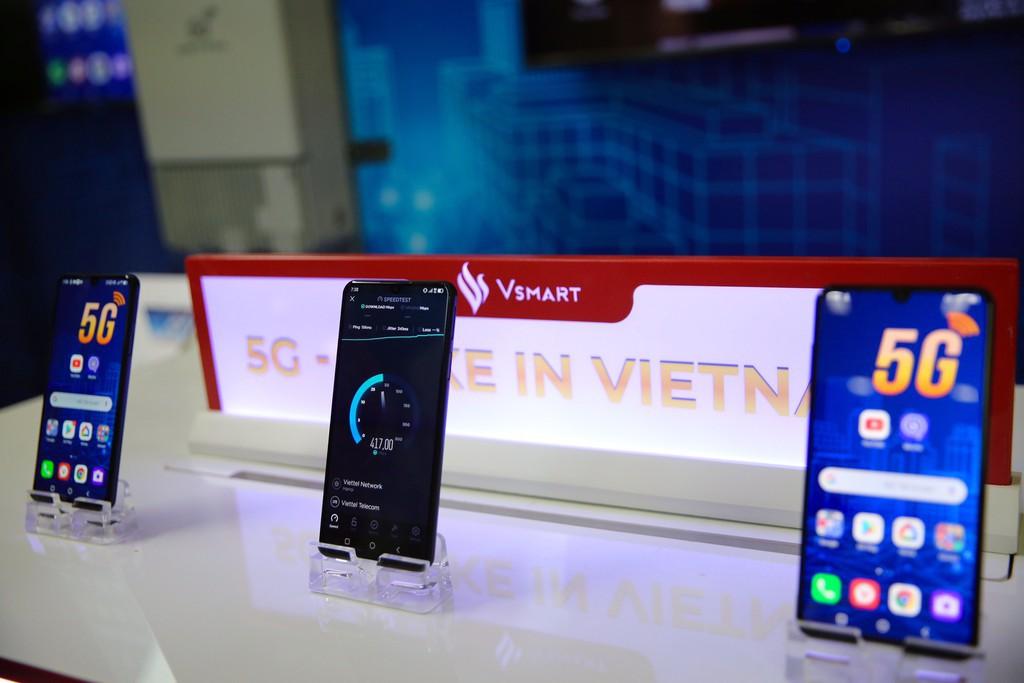 Vsmart Aris 5G đáng giá bao nhiêu? ảnh 4