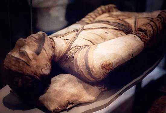 Người Ai Cập bị ám ảnh bởi cuộc sống, không phải là cái chết