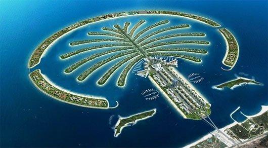 Quần đảo nhân tạo Palm – Dubai