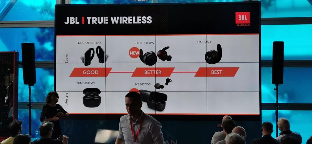 JBL Live 300TWS – Có chống ồn, lần đầu tiên tích hợp tối ưu âm thanh cá nhân ảnh 1