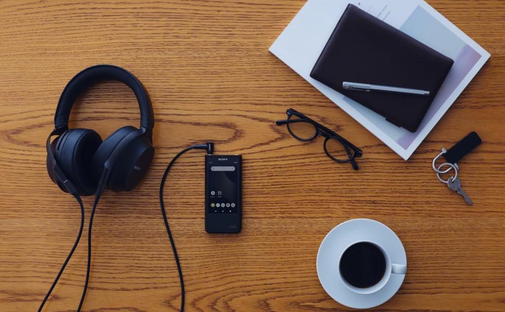 IFA 2019: Máy nghe nhạc cao cấp Walkman A100 và NW-ZX507, Android Pie 9.0, DSD native 11.2MHz ảnh 1