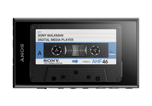 IFA 2019: Máy nghe nhạc cao cấp Walkman A100 và NW-ZX507, Android Pie 9.0, DSD native 11.2MHz ảnh 5
