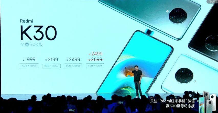 Redmi K30 Ultra, ZTE Axon 20 5G và Realme X7 Pro: lựa chọn nào cho bạn? ảnh 6
