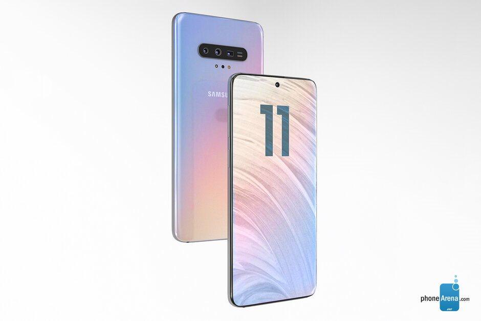 Khi nào Samsung Galaxy S11 ra mắt?