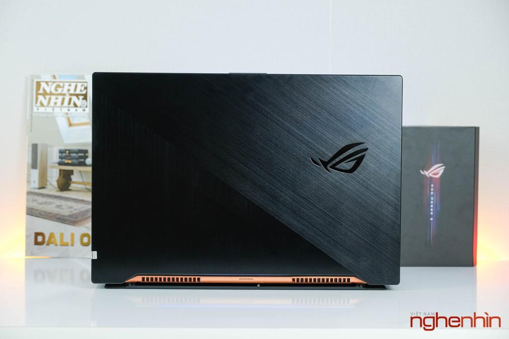 Trải nghiệm Laptop ROG Zephyrus S17: hiệu năng mạnh mẽ, thiết kế khác biệt ảnh 2