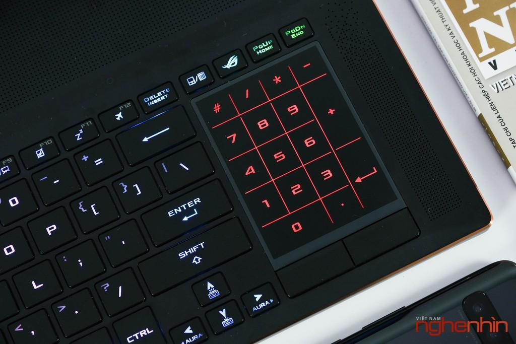 Trải nghiệm Laptop ROG Zephyrus S17: hiệu năng mạnh mẽ, thiết kế khác biệt ảnh 4
