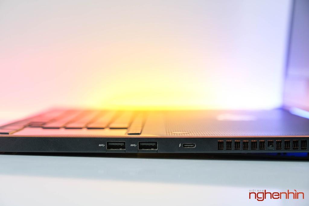 Trải nghiệm Laptop ROG Zephyrus S17: hiệu năng mạnh mẽ, thiết kế khác biệt ảnh 6