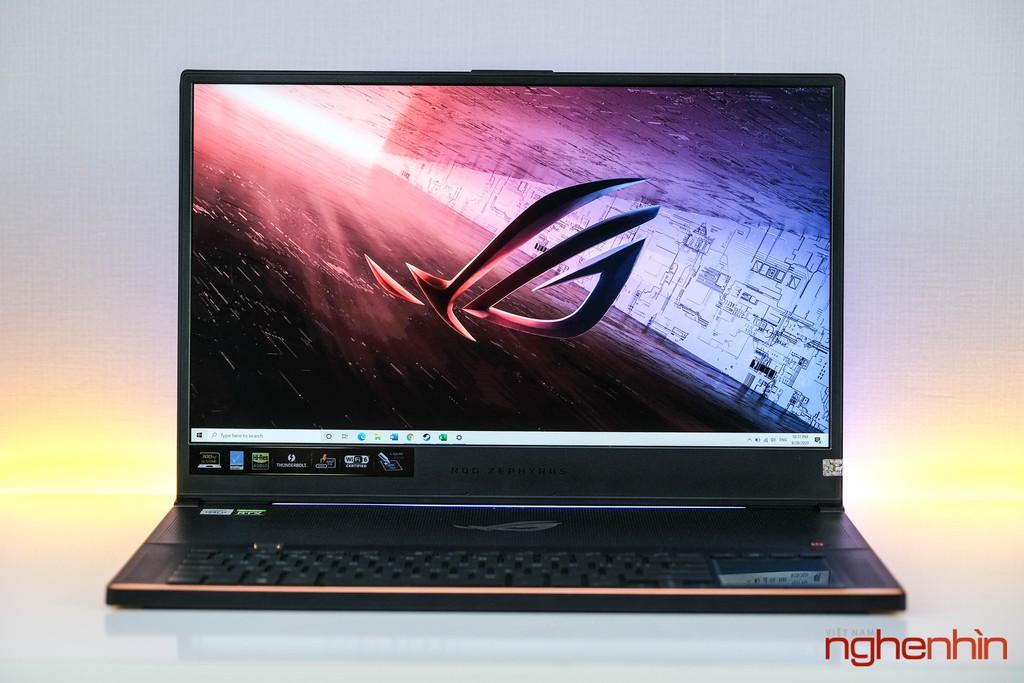 Trải nghiệm Laptop ROG Zephyrus S17: hiệu năng mạnh mẽ, thiết kế khác biệt ảnh 8