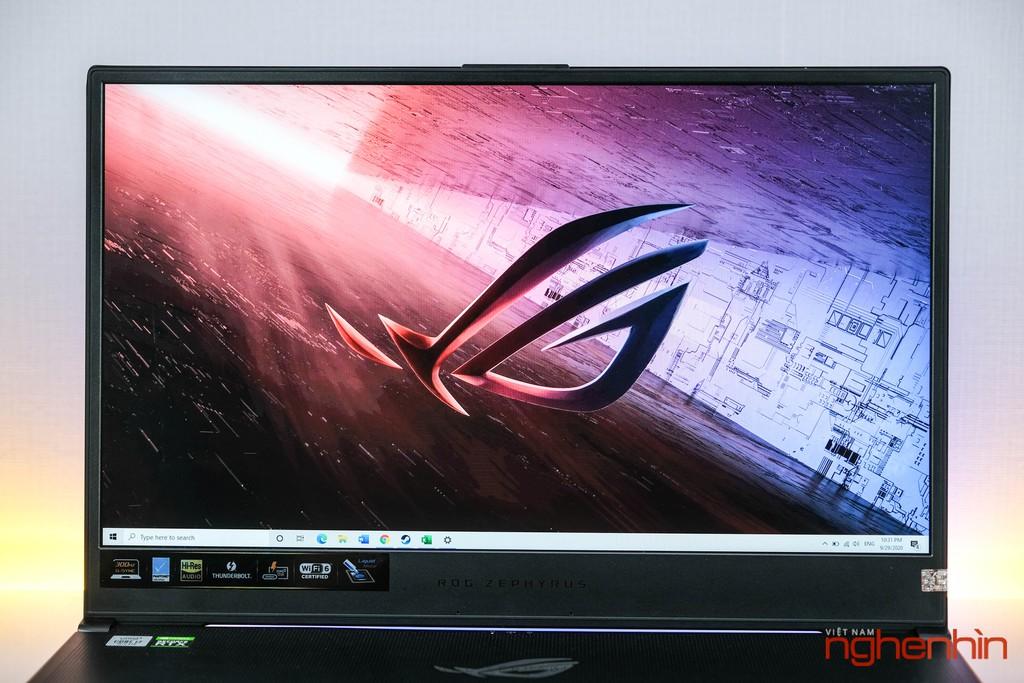 Trải nghiệm Laptop ROG Zephyrus S17: hiệu năng mạnh mẽ, thiết kế khác biệt ảnh 9