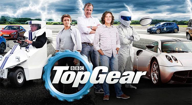 Chương trình Top Gear.