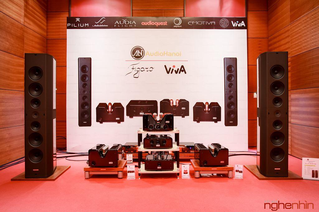 Khai mạc AV Show 2018 lần thứ 15 tại Hà Nội: Mâm than bay, đàn ma và loa tiền tỷ ảnh 11