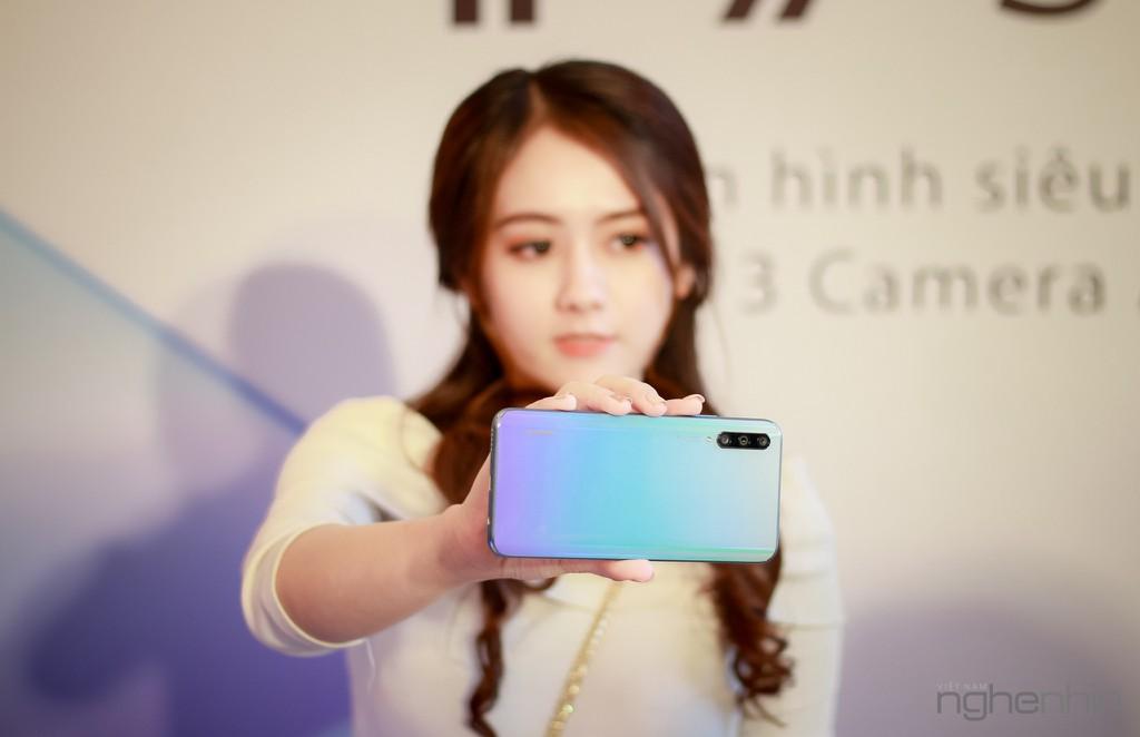 Huawei ra mắt Y9s tại Việt Nam: thiết kế đẹp, 3 camera AI 48MP, giá 6,4 triệu  ảnh 2