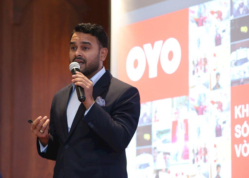 Mới vào Việt Nam 6 tháng, startup kỳ lân OYO đã nắm 430 khách sạn, đưa Việt Nam thành thị trường chiến lược