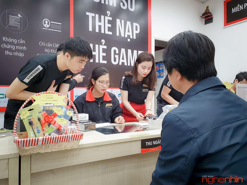 Galaxy S10/S10+ bán chạy nhất trong lịch sử dòng Galaxy S tại Việt Nam ảnh 3
