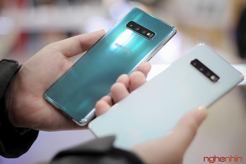 Galaxy S10/S10+ bán chạy nhất trong lịch sử dòng Galaxy S tại Việt Nam ảnh 6