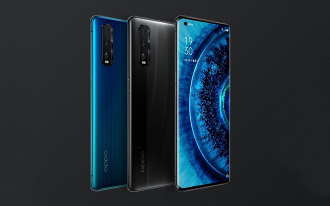 ra mat oppo find x2 va find x2 pro, tran at galaxy s20 hinh anh 2