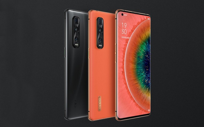 ra mat oppo find x2 va find x2 pro, tran at galaxy s20 hinh anh 3
