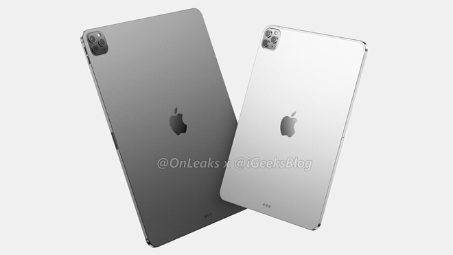 ipad mini, macbook pro va imac pro nam nay se duoc tich hop man hinh micro led hinh anh 1